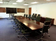 16 Foot  Expandable Conference Table Chairs Set.jpg